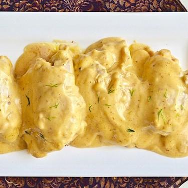 Beer Cheese Chicken Thighs Recipe | SideChef
