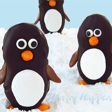 Dark Chocolate Nutter Butter Penguins Recipe | SideChef