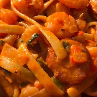 Shrimp and Sausage Pastalaya Recipe   SideChef