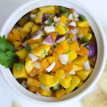 Mango Salsa Recipe | SideChef