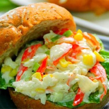 Crab Salad Sandwich Recipe | SideChef