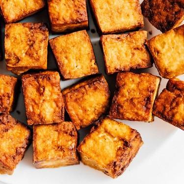 Crispy Air Fried Tofu Recipe | SideChef
