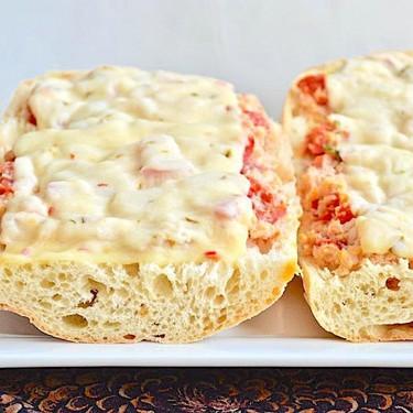 Simple Crabby Melts Recipe | SideChef