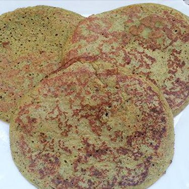 Mixed Lentils Pancake Recipe | SideChef
