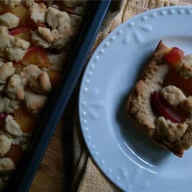 Peach Bars Recipe   SideChef
