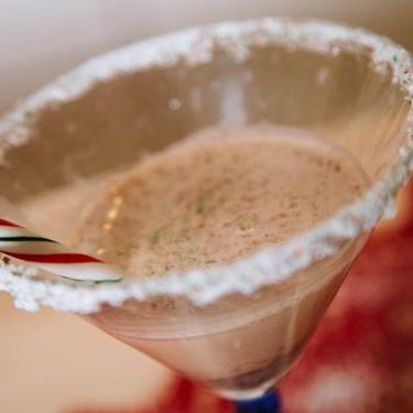 Candy Cane Martini Recipe | SideChef