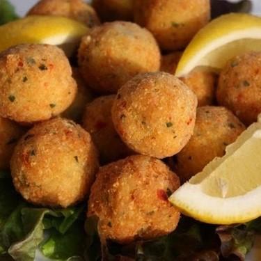 Spicy Fried Fish Balls Recipe   SideChef