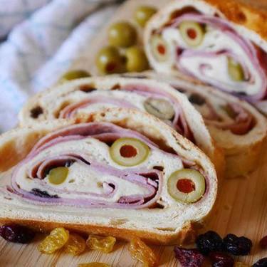 Venezuelan Ham Bread Recipe | SideChef