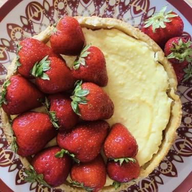 Strawberry Ricotta Cheesecake Recipe   SideChef