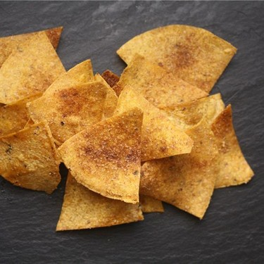 Sweet & Savory Baked Tortilla Chips Recipe   SideChef