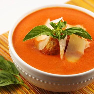 Tomato Basil Soup Recipe | SideChef