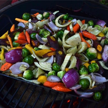 Roasted Root Veggies Recipe   SideChef