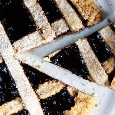 Avocado Whole Wheat Pie with Berry Jam Recipe   SideChef