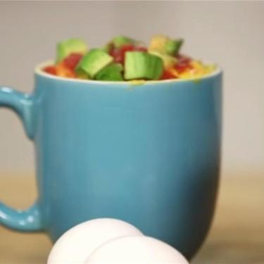 Avocado Omelette Breakfast Mug Recipe   SideChef