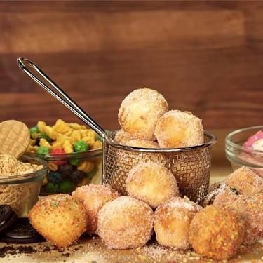 3-Minute Donut Holes Recipe   SideChef