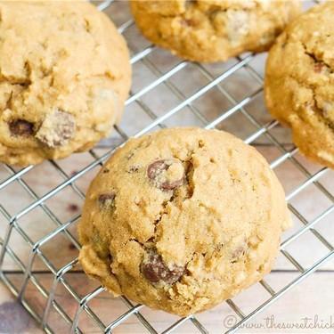 Gluten-Free Maple Chocolate Chip Cookies Recipe   SideChef