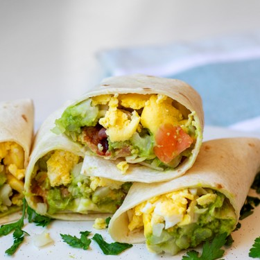 Breakfast Burritos Recipe | SideChef