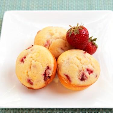 Strawberry Lemonade Muffins Recipe | SideChef