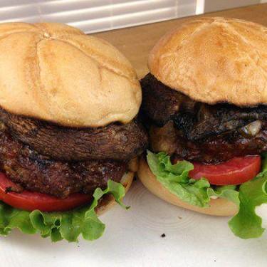 Grilled Portabella Burger Recipe   SideChef