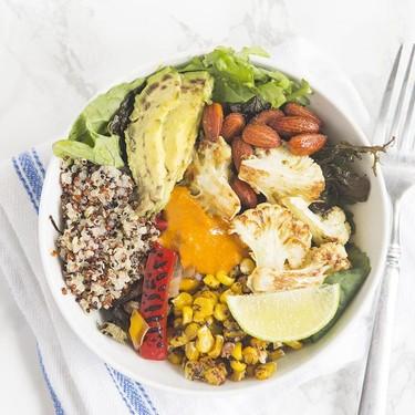 Roasted Veggie Quinoa Bowl Recipe | SideChef