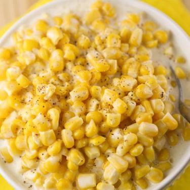 Creamy Crockpot Corn Recipe | SideChef