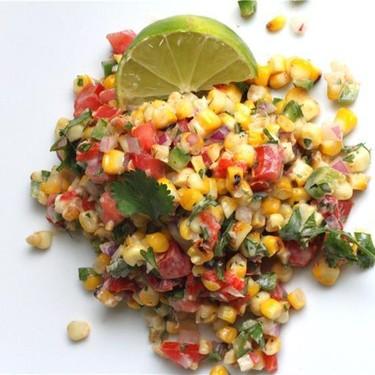 Roasted Corn Salad Recipe   SideChef