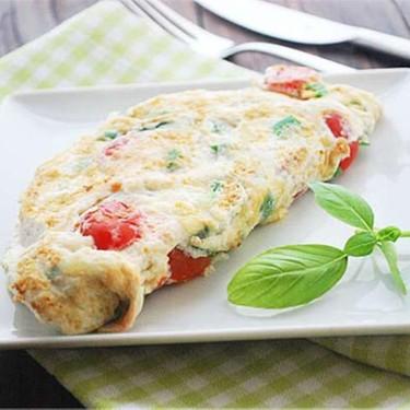 Egg White Omelet Recipe   SideChef