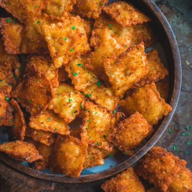 Copycat Olive Garden Vegan Fried Ravioli Recipe   SideChef