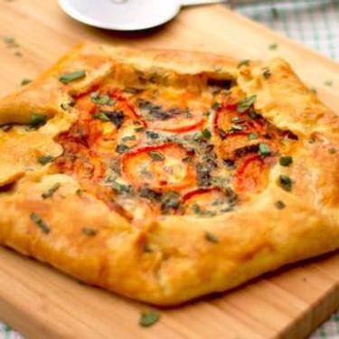 Tasty Tomato Mozzarella Galette Recipe   SideChef
