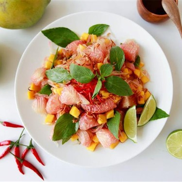 Vietnamese Pomelo Salad Recipe | SideChef