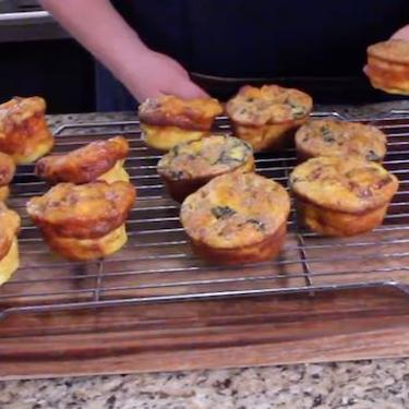 Amazing Egg Muffins Recipe | SideChef