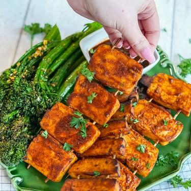 Air Fryer Tofu BBQ Ribs Recipe | SideChef