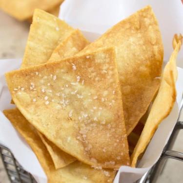 Homemade Tortilla Chips Recipe | SideChef