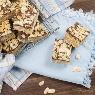 Chocolate Almond Crunch Krispie Treats Recipe   SideChef
