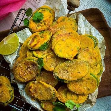 Healthy Zucchini Fritters Recipe | SideChef
