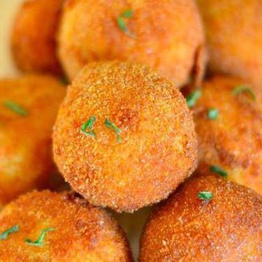 Turkey and Potato Croquettes Recipe   SideChef