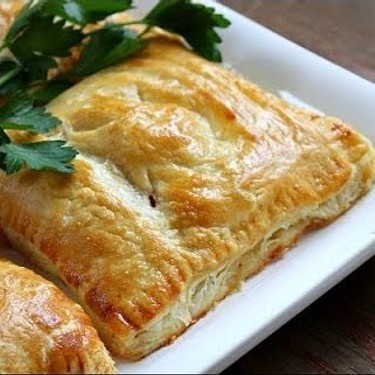 Turkey and Vegetable Puffs Recipe | SideChef