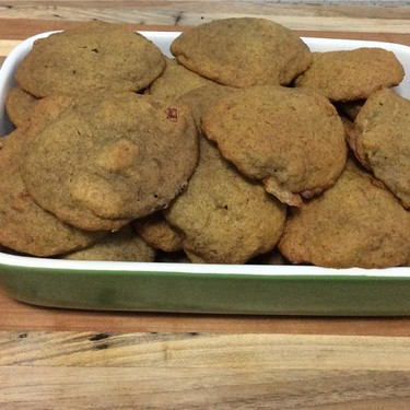 Chewy Persimmon Cookies Recipe | SideChef