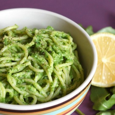 Creamy Avocado and Rocket Pasta Recipe   SideChef