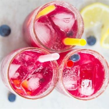 Sparkling Blueberry Lemonade Recipe   SideChef