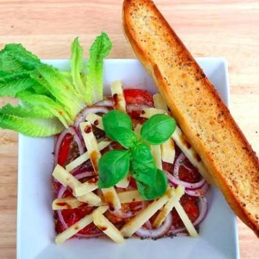 Tomato and Parmigiano Reggiano Salad Recipe   SideChef