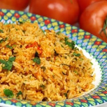Delightful Tomato Rice Recipe | SideChef