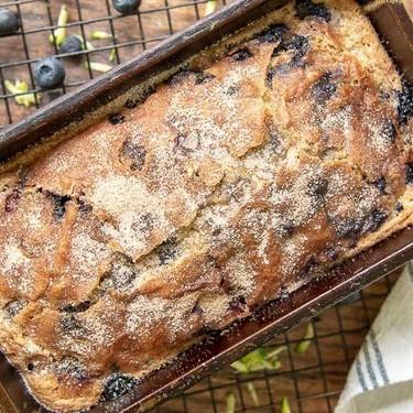 Blueberry Zucchini Loaf Recipe | SideChef