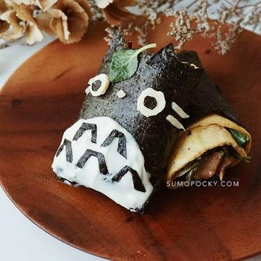 Low Carb Chicken Wrap Totoro Recipe   SideChef