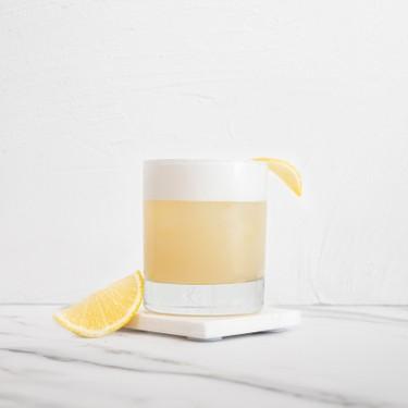 Aquafaba Whiskey Sour Recipe   SideChef