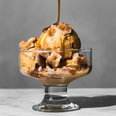 No-Churn Pumpkin Pie Ice Cream Sundaes Recipe | SideChef