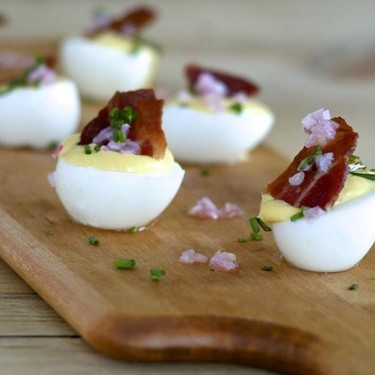 Deviled Eggs Recipe   SideChef