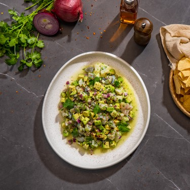 Sustainable Seafood Ceviche Recipe | SideChef
