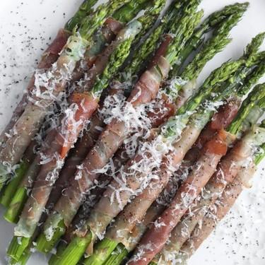 Prosciutto Wrapped Asparagus Recipe   SideChef