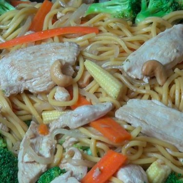 Chicken with Cashew Nuts Stir Fry Recipe | SideChef